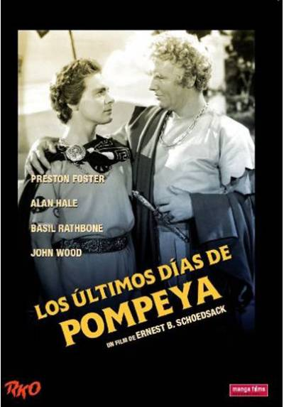Los últimos días de Pompeya - 1935 (The Last Days of Pompeii)