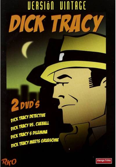 Pack Dick Tracy (V.O.S)