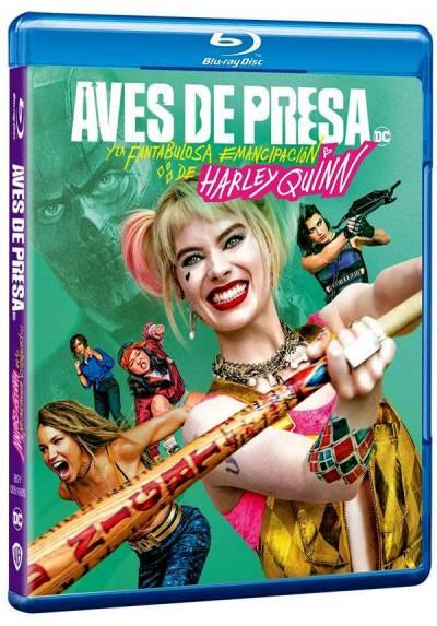 Aves de presa (y la fantabulosa emancipación de Harley Quinn) (Blu-ray)