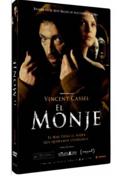 El monje (Le moine) (The Monk)