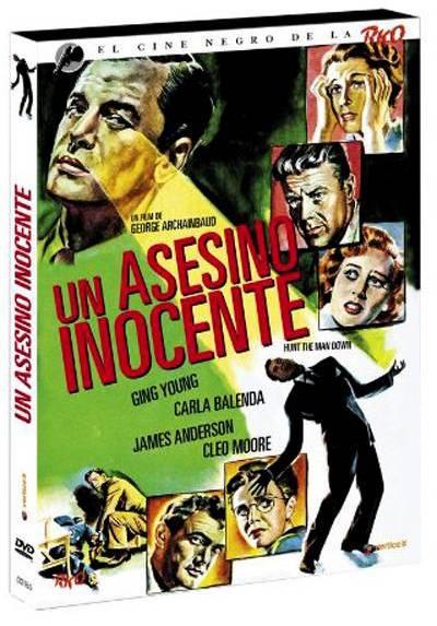 Un asesino inocente (Hunt the Man Down)
