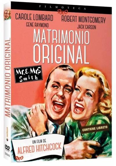 Matrimonio original (Mr. and Mrs. Smith)