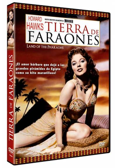 Tierra de faraones (1955) (Land of the Pharaohs)