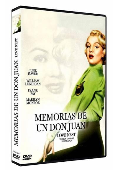 Memorias de un Don Juan (V.O.S) (Love Nest)