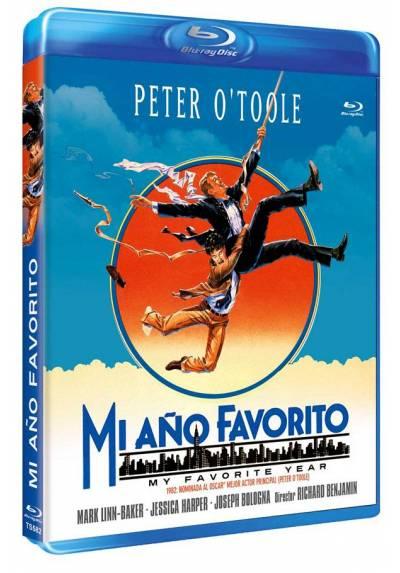 Mi año favorito (Blu-ray) (My Favorite Year)