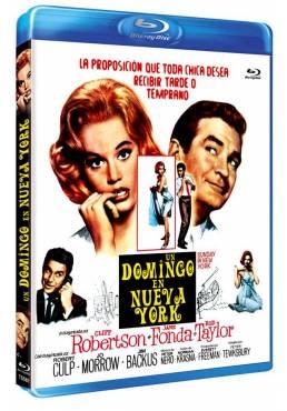 Un domingo en Nueva York (Blu-ray) (Sunday in New York)