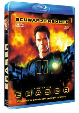Eraser (Blu-ray) (Eliminador)