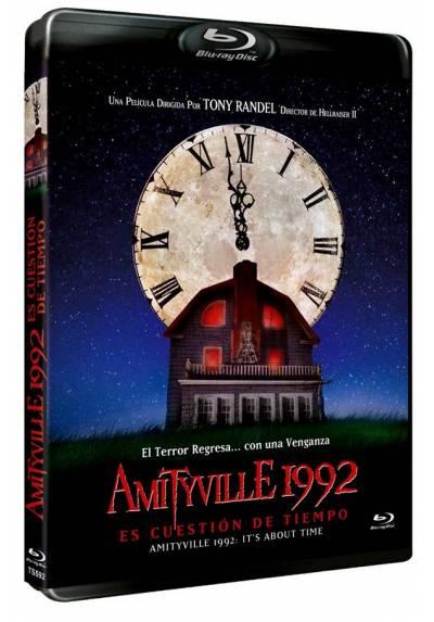 Amityville 1992: Es cuestión de tiempo (Blu-ray) (Amityville 1992: It's About Time)