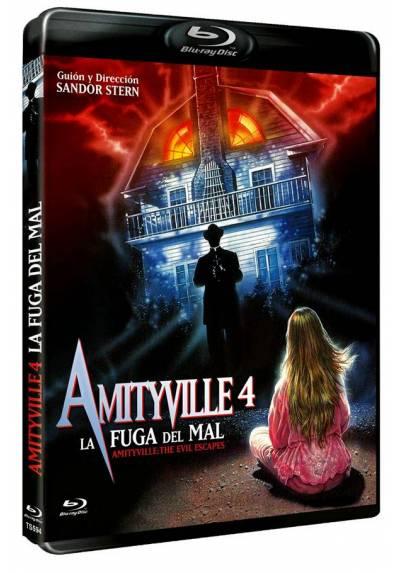 Amityville 4: La fuga del Mal (Blu-ray) (Amityville: The Evil Escapes (Amityville 4)
