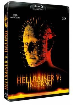 Hellraiser V: Inferno sangrienta (Blu-ray)