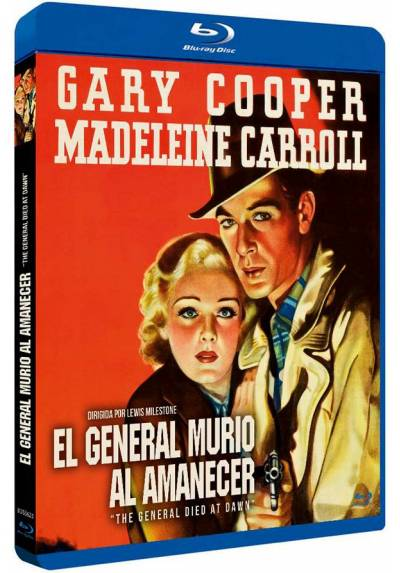 El general murió al amanecer (Blu-ray) (The General Died at Dawn)