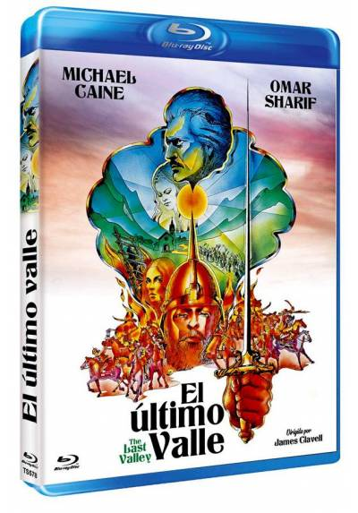 El último valle (Blu-ray) (The Last Valley)