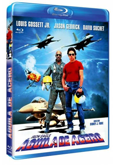 Águila de acero (Blu-ray) (Iron Eagle)