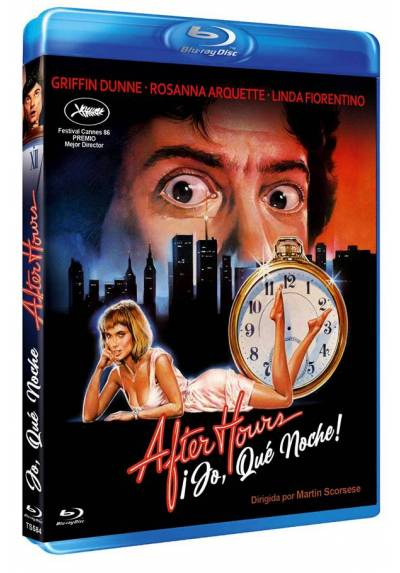 Jo, qué noche! (Blu-ray) (After Hours)