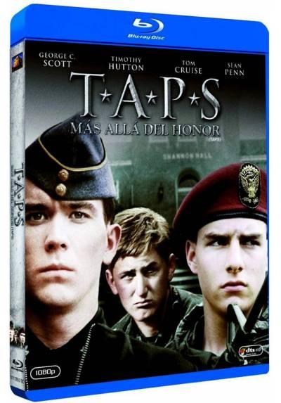 Taps, más allá del honor (Blu-ray) (Taps)