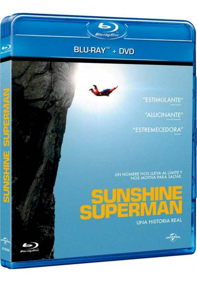 Sunshine Superman - Versión Original Subtitulada (Bluray + DVD)