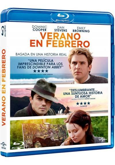 Verano en febrero (Blu-ray) (Summer in February)