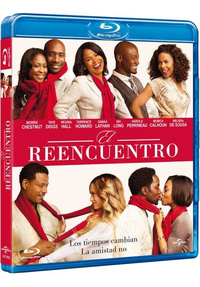 El reencuentro (Blu-ray) (The Best Man Holiday)