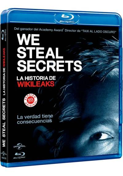 We Steal Secrets: The Story of WikiLeaks (V.O.S) (Blu-ray)