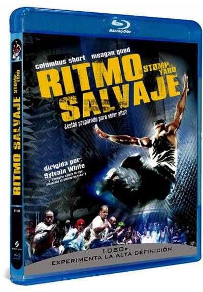 Stomp the Yard: Ritmo salvaje (Blu-ray) (Stomp the Yard)