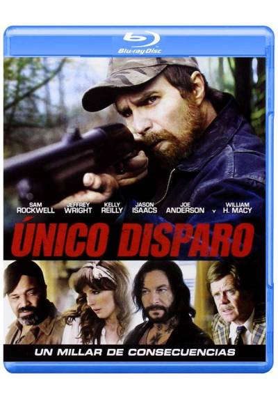 Único disparo (Blu-ray) (A Single Shot)