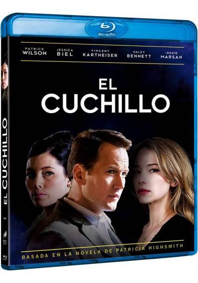 El cuchillo (Blu-ray) (A Kind of Murder)