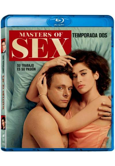 Masters of Sex - Temporada 2 (Blu-ray)