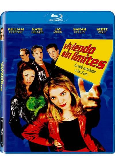 Viviendo sin límites (Blu-ray) (Go)