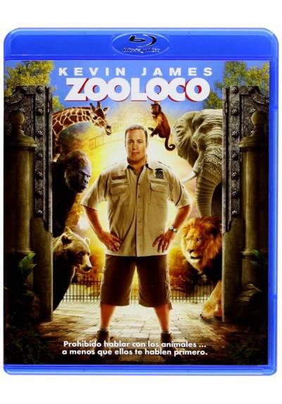 Zooloco (Blu-ray) (The Zookeeper)