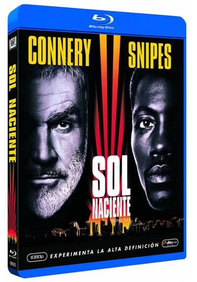 Sol Naciente - Blu-Ray