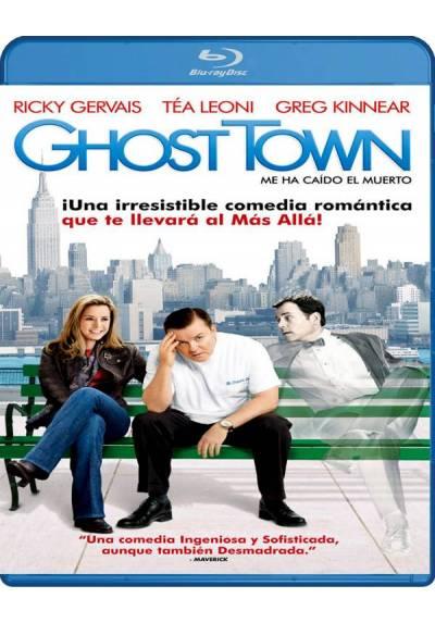 Ghost Town (Blu-ray) (Me ha caído el muerto)