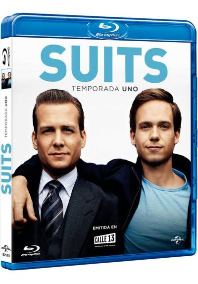 Suits - Temporada 1 (Blu-ray)