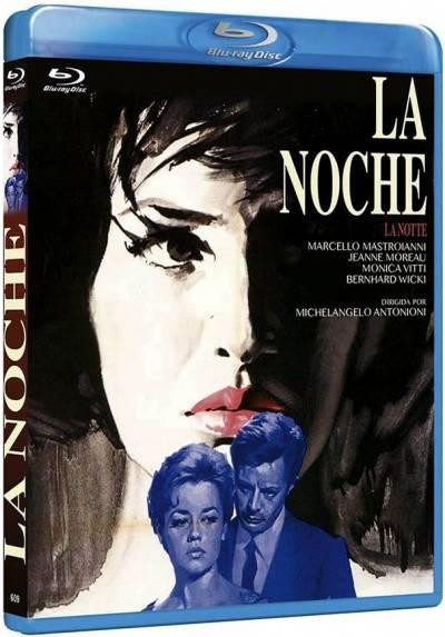 La noche (Bd-R) (Blu-ray) (La notte)