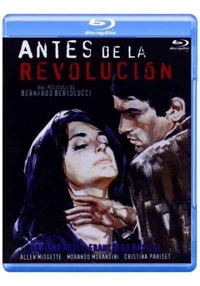 Antes de la revolución (Blu-ray) (Prima della rivoluzione)