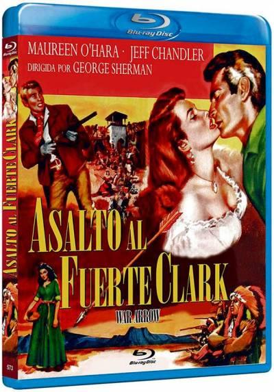 Asalto al fuerte Clark (Blu-ray) (War Arrow)