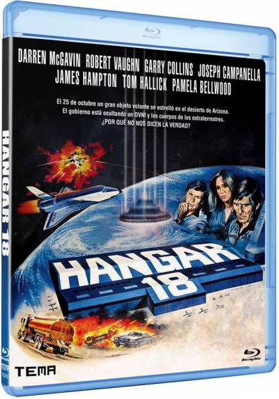 Hangar 18 (Blu-ray) (Invasion Force)