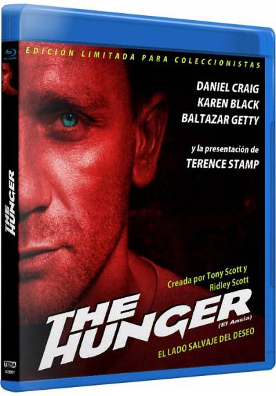 The Hunger. El lado salvaje del deseo (Blu-ray) (The Hunger)