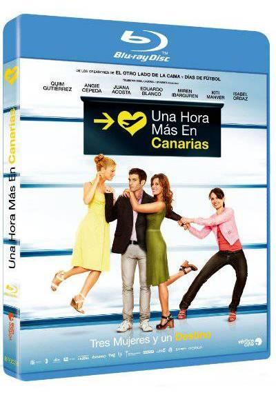 Una hora más en Canarias (Blu-ray)