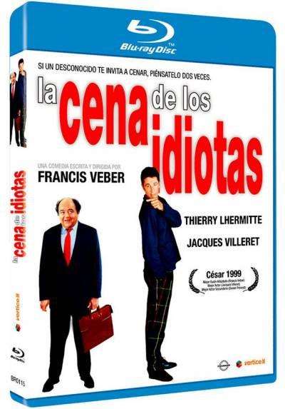 La Cena De Los Idiotas (Blu-ray) (Le Dîner De Cons)
