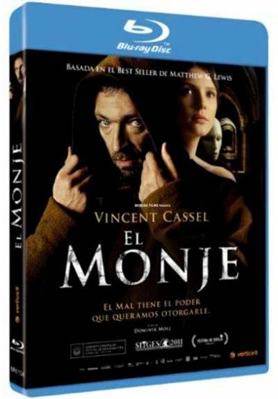 El monje (Blu-ray) (Le moine) (The Monk)