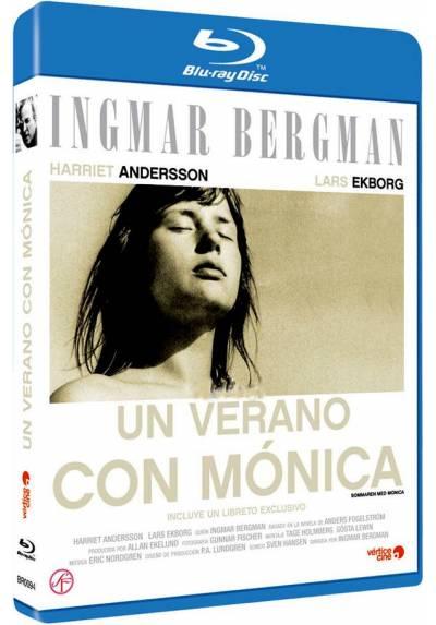 Un verano con Mónica (Blu-ray) (Sommaren med Monika)