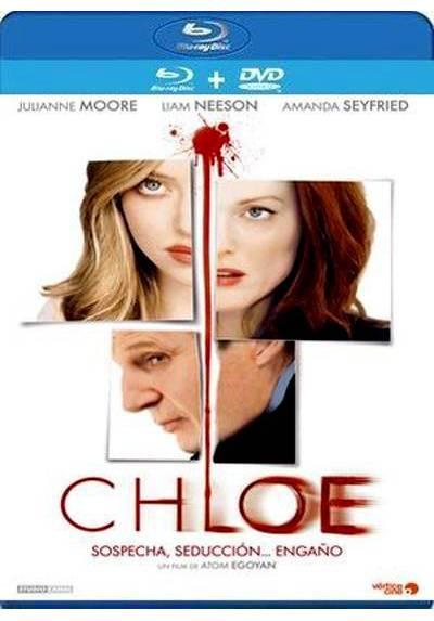 Chloe (Blu-ray + DVD)