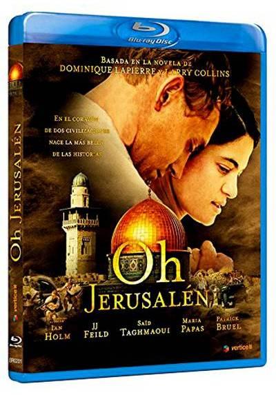 Oh, Jerusalén (Blu-ray) (Ô Jérusalem)