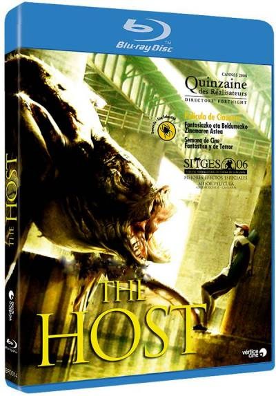 The Host (Blu-ray) (Gwoemul) (The Host)