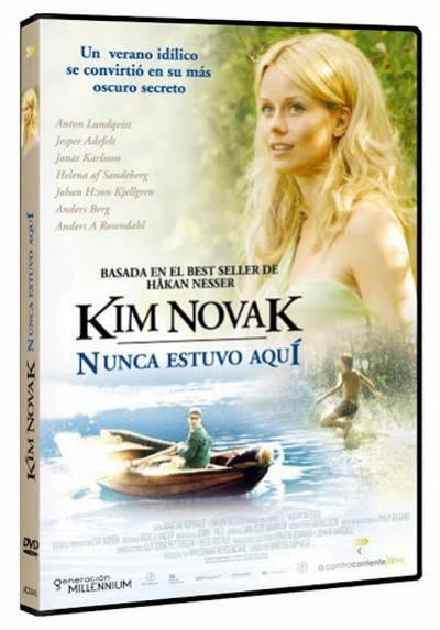Kim Novak nunca estuvo aquí (Kim Novak Never Swam in Genesaret's Lake)