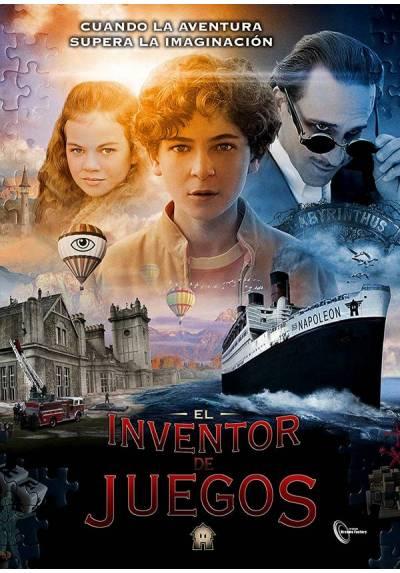 El inventor de juegos (The Games Maker)