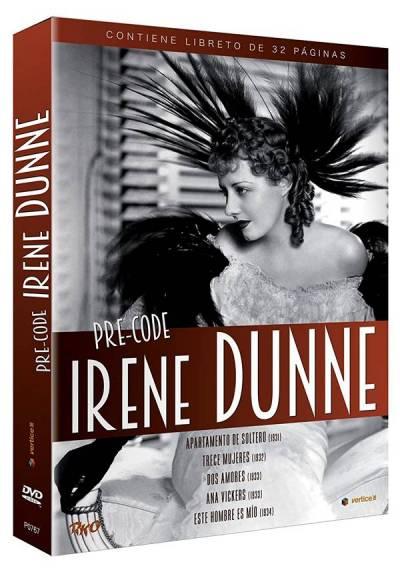 Pack Irene Dunne: Pre-Code (Contiene libreto de 32 páginas)