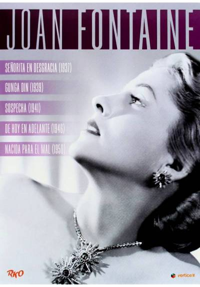 Pack Joan Fontaine