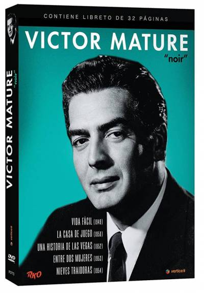 Pack Victor Mature