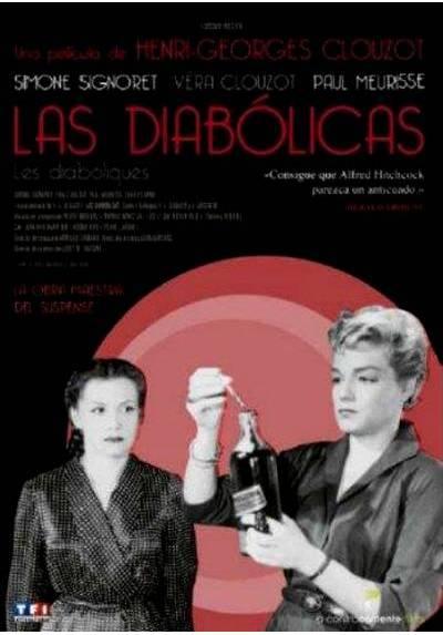 Las diabólicas (Les diaboliques)
